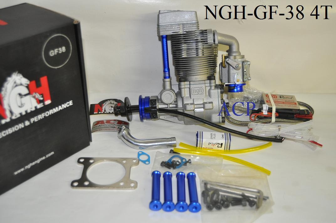 NGH-GF-38 4 Stroke engine