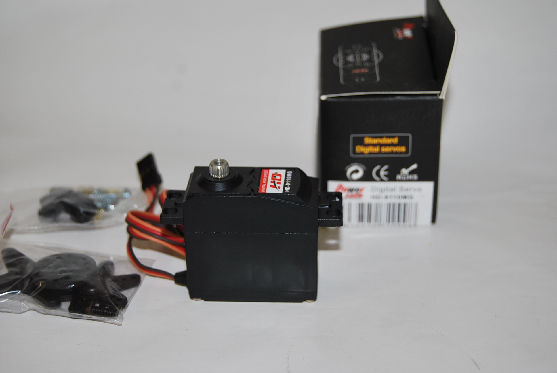 Digital Servos HD-9110MG