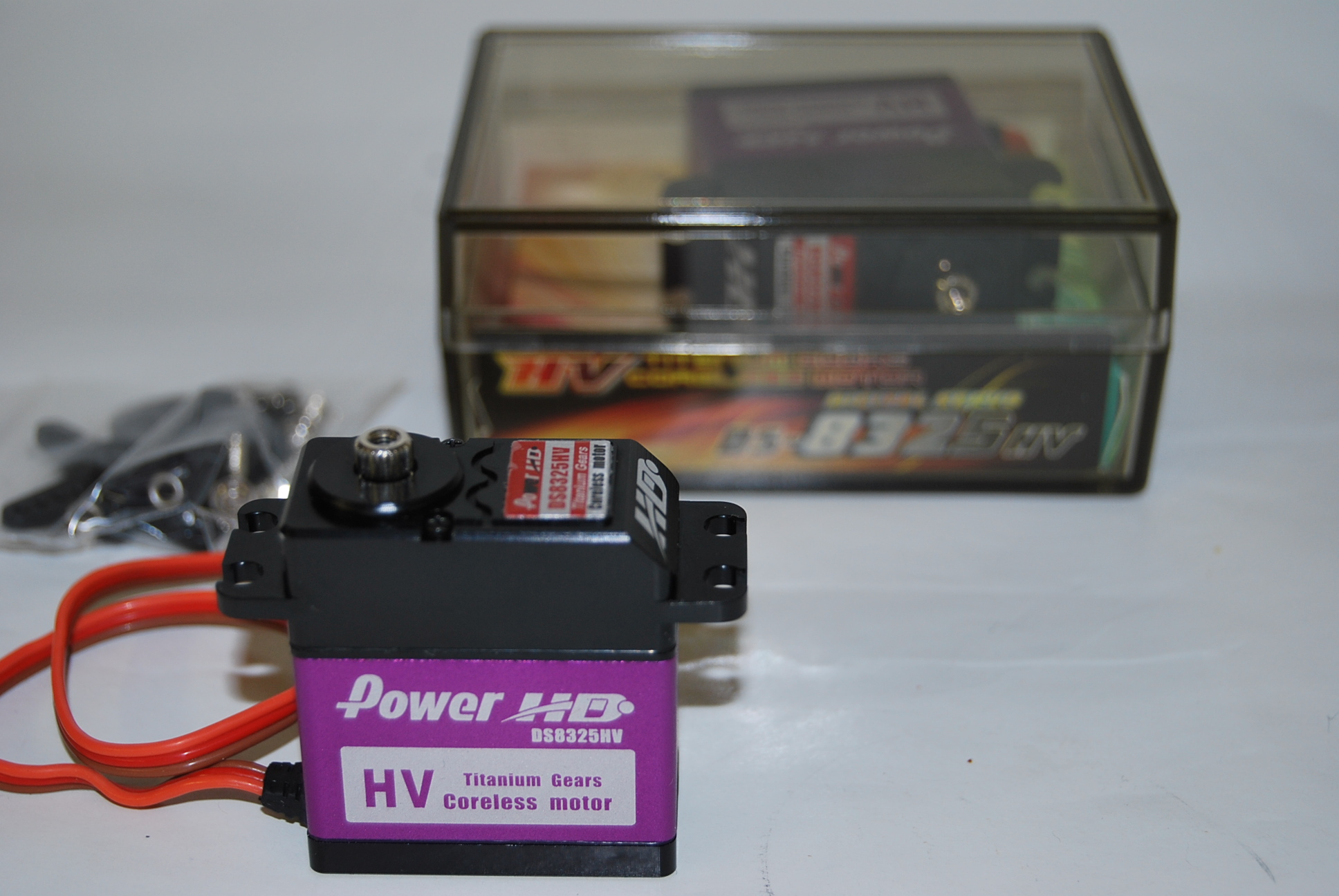 Digital Servos DS8325 HV 7,4v
